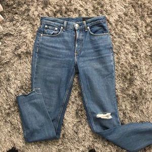 rag & bone Jeans - Rag&Bone Pamela High Rise Skinny Ankle